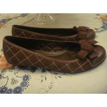 Lindo Sapato Boneca Marrom Couro Camurça Tam. 35