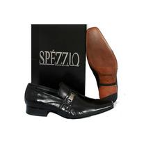 Sapato Social Em Couro Pelica, Modelo Exportação .