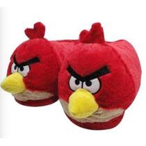 Pantufa Angry Birds Tamanho 32 Ao 35