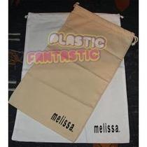 20 Sacos Melissa Pequenos E Grandes - Branco E Bege