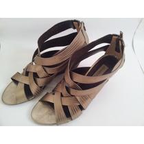 Sandália Anabela Shoestock