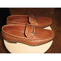 Sapato Masculino Feito A Máo Lindo Designer- Sem Uso