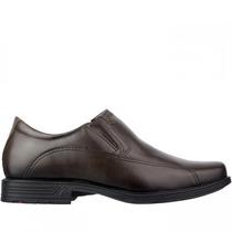 Sapato Social Masculino Pegada 22102 Original Couro Legitimo
