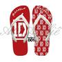 Sandálias Chinelos Havaianas Personalizadas 1d One Direction