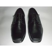 Sapato Social Masculino Em Couro Legítimo A Pronta Entrega