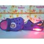 Crocs Frozen Luz Pisca Infantil-bebê - Babuche