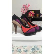 Sapatos Femininos Salto Alto Vizzano