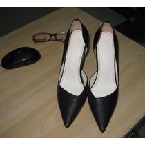 Pronta Entrega No Brasil - Sapato Importado Feminino Scarpin