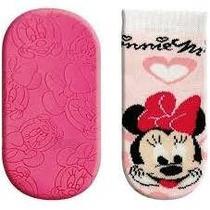 Funshoes Meia Com Solado Minnie Fortex