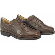 Sapato Masculino Rockwillians - Café/troy