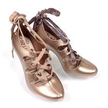 Sapato Salto Alto Melissa Gillie Vivienne Westwood