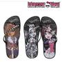 Chinelo Monster High 25685 Par De 3 - Luluzinha Calçados