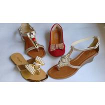 Sandálias Kit Especial Para O Dia Das Mães-compre 3 E Leve 4