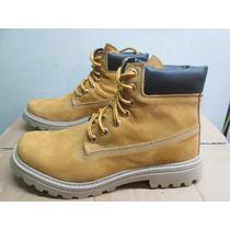 Bota Coturno Modelo Timberland Yellow Boots