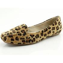 Mocassim Glamm Onça - Sapatos Mania