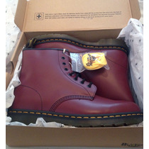 Doc Martens - 1460 - Red Cherry ( Coturno Bota )
