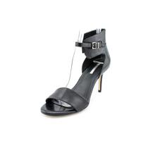 Bcbgeneration Sonho Vestido De Couro Sandálias Sapatos