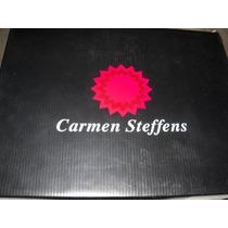 Sandália Carmen Steffens Dourada 38 Frete Grátis Lindaaaaa!!