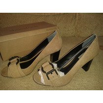 Peep Toe Shoestock - N.o 38