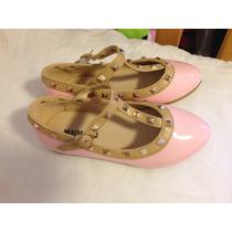 Lindo Sapato Princesa Valentino Para Kids, Pronta Entrega!
