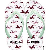 Chinelos Personalizados Havaianas Hollister & Abercrombie