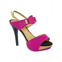 Sandália Detalhe Laço (pink)
