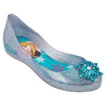 Sapatilha Infantil Disney Frozen Shine Linda