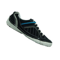 Sapatênis Masc. Couro Fork Footwear Trix Marinho 21374-35