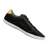 Sapatênis Masc. Couro Fork Footwear Elantra Café 21711-54