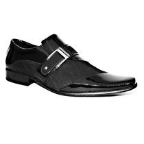 Sapato Social Masculino Em Couro Verniz Lançamento 2015