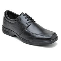 Sapato Masculino Social Em Couro 100% Legítimo 9099 :