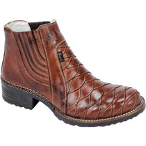 Botina Masculina Country/escamada/bota- Capelli Boots