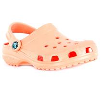 Sandália Crocs Kids Classic(laranja)(32)