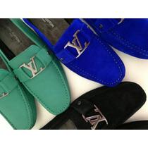 Mocassim Masculino Louis Vuitton - Pronta Entrega