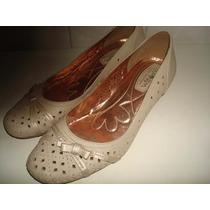 Lindo Sapato De Couro - Ramarim Total Confort - Nº 34.