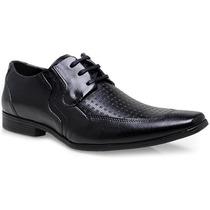 Sapato Social Ferracini Couro M1 12 S.j Frete Gratis 4010