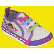 Tênis Infantil Dora A Aventureira Do-009-06