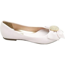 Sapatilha Branca Le Bianco Casú 528