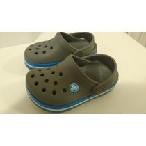 Sandália Crocs Original Infantil - Tamanho 18 - Usada
