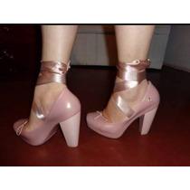 Oferta Melissa Ballet Heel De 150 Por 120