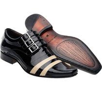 Sapato Social Masculino Couro Frete Grátis Promoção Preço