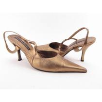 Lindo Sapato Franziska Hubener Festa De $1199 Por $59!compre
