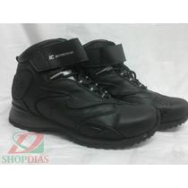 Bota Tênis Motociclista Boots Company Techlite Fat Boy
