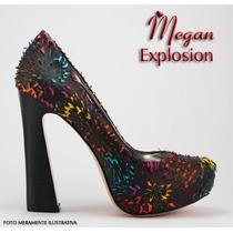 Salto Alto Megan Explosion