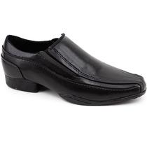 Sapato Social Infantil Kepy 1301 Preto | Pixolé Calçados