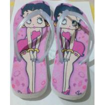 Chinelo Betty Boop 20,00