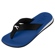 Sandália Masculina Kenner Nk 5 Amp Colors Azul