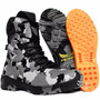 Bota Cano Medio Militar Airsoft Guns Paint Ball Arma Franca