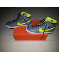 Tennis Nike Cano Alto