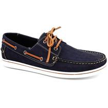 Dockside Masculino Jovaceli 351 Azul Marinho Pixolé Calçados
